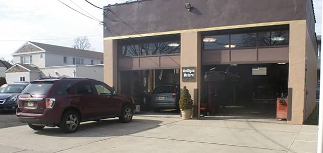 Mulligan Motors and Nutley Auto Repair